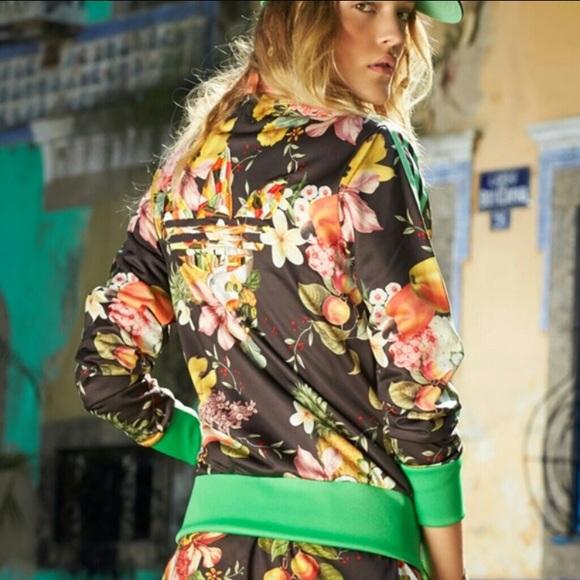 Adidas jackets & Coats rara casa Jardim fruta Track Jacket poshmark